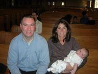 Gavin's Baptism