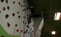 Rock climbing@Jakes bday